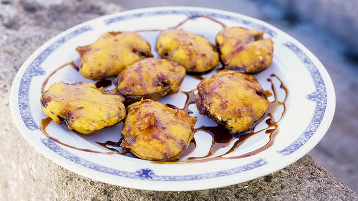 sweet potatoes with honey nerja